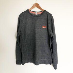 Superdry Orange Label Crewneck Sweatshirt